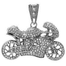 wholesale hip hop bling pendant