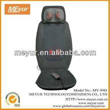 MEYUR Heating Back Massage Equipment Cushion Massager