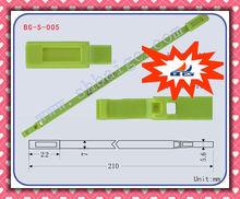 plastic seal BG-S-005 for trucks plastic seal,Utility Seals,the bulldog sealGarment plastic seal
