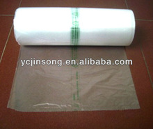 rolling plastic laundry bags