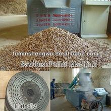 Hot Sale JMX-7S bio briquettes making machine Small Particles8-20mm Straw Briquetting Machine factory-outlet