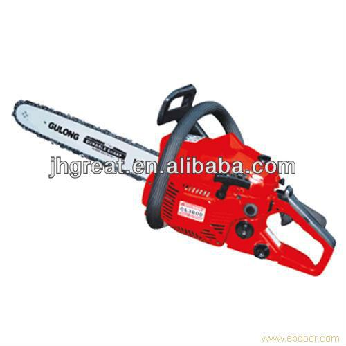Scie cha ne machine pour couper les arbres 25cc 38cc 45cc 52cc 58cc 62cc 65cc tron onneuse id - Scie electrique pour arbre ...