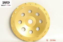epoxy / glue / paint removal discs for concrete floor