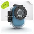 Full HD 1080 p, Deportes cámara de vídeo a prueba de agua, Mini hermoso diseño, Recepción del OEM / ventas al por mayor