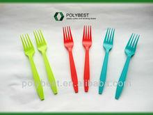 Colors PP disposable plasti cutlery