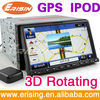 Erisin ES805G 7'' HD 2 Din Car DVD Radio DVD Bluetooth GPS