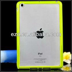 Crystal TPU case for IPAD MINI 10 colors available