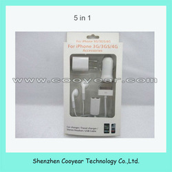 Charger 5 In 1 Paypal Is Accepted - Buy For Iphone Emergency Charger