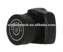 2012 Smallest 720P full hd mini camera y3000