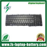 US Layout keyboard for Toshiba Satellite C650 C655 C655D C660 C670