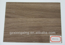 2012 hot HG wood grain PVC foil for membrane press