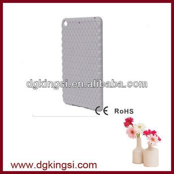 transparent case for ipad mini, stand case cover for ipad mini