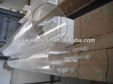 quartz further processed tube