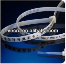 Typing cable tie