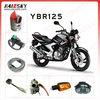 YBR125 motorcycle body parts for yamaha