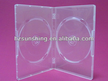 Double Super Clear DVD Case 14mm