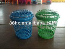 2013 hotsale bamboo folding fruit basket colored lovely