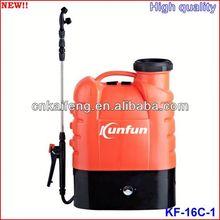 factory supplier high quality garden 2013 power sprayer fog machine trigger sprayer accessories Battery sprayer