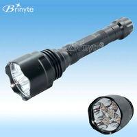 High Power Cree Led strong light flashlight