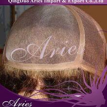top quality virgin brazilian hair mono top full lace wig