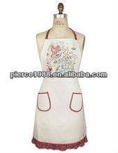 Heat Transfer Print Cotton/Polyester Apron