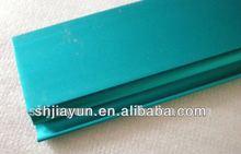 aluminium panel with beautiful smooth surface