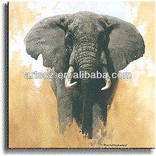 elephant painting--famous leonardo da vinci paintings