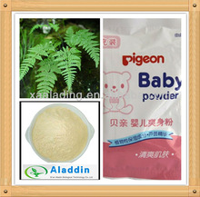 High Quality Club Moss P.E Light Lycopodium Spore Powder