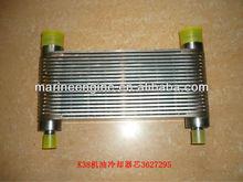 cummins 3627295 Engine Oil Cooler Core for KTA38,KTA50