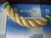 3-strand manila rope/yacht rope/sisal manila rope