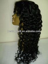 """Indian virgin hair 28"""" very long wig"""