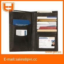 NICE Sale!!! RFID Blocking Executive Organizer Passport Case
