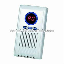 LCD Bathroom Toilet Ozone Air Purifier toilet bowl air freshener