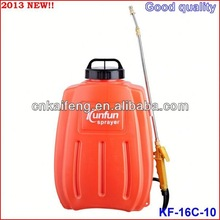 factory supplier high quality garden 2013 power sprayer telescopic sprayer lance Battery sprayer