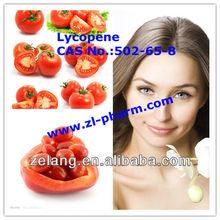 100% natural lycopene 6% 10%/pure lycopene powder