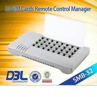 32 sim cards remote control manager,SMB32