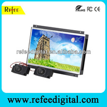 12 Inch open frame monitor bus