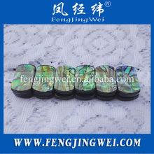 F8002 fashion and high class paua abalone shell bracelets