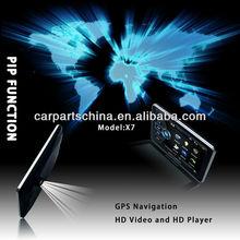 Dual cameras car recorder car camera hot in 2012