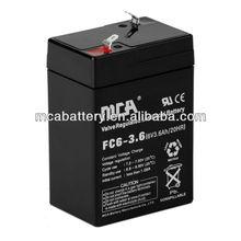 Good Quality UPS Battery 6V3.3Ah
