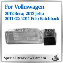 waterproof HD car backup camera for Volkswagen vw Bora 2012, Jetta 2012, CC 2011 and Polo 2011