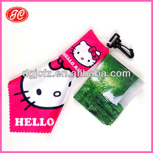 Microfiber Key chain Gift with Aliexpress accepted