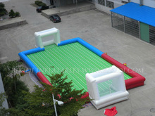 inflatable football ground with good price B6025