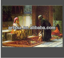 beautiful islam decorative painting--home decoration--islamic calligraphy art