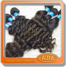 Hot selling Brazilian hair bundle wet and wavy