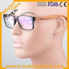 Unisex TR90 Light plastic colorful wayfarer eyewear optical frames(8008)