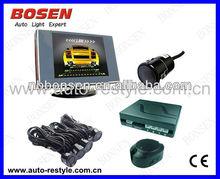 hyundai,toyota,peugeot,ford,audi,VW passat,nissan,mercedes,Reverse Backup Rada Sensor Free ship auto Video camera parking sensor