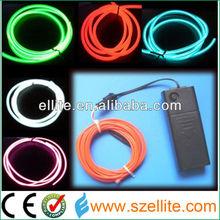 2015 new technology decorative el wire kit