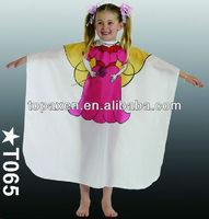 salon cutting cape for children