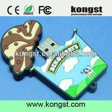 Small Farm Shape 8GB USB flash drive/usb stick- oem design welcome